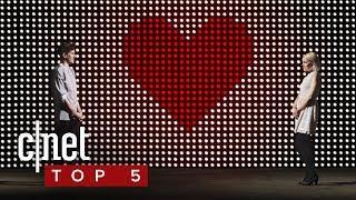 Top 5 Weird Dating Apps (CNET Top 5)